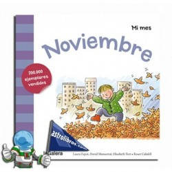 Noviembre. Libro colección Mi mes