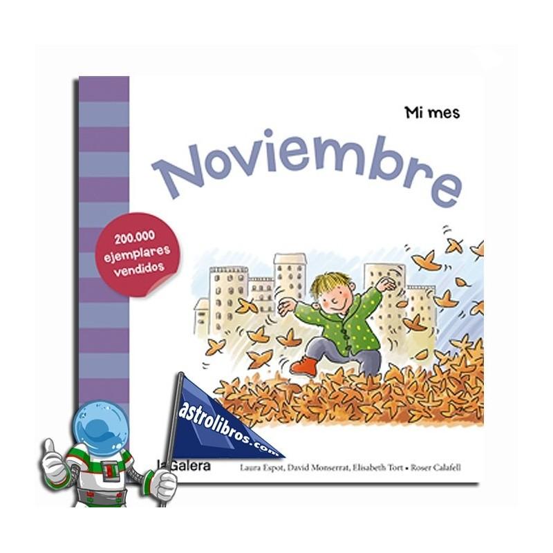 Colección Mi mes. Noviembre.