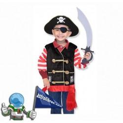 Disfraz de Pirata infantil