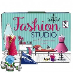 FASHION STUDIO | LIBRO DE MANUALIDADES