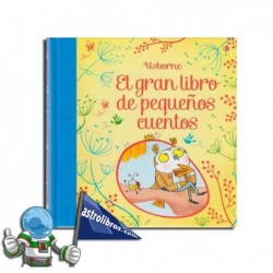 El gran libro de pequeños cuentos. Selección ilustrada. Erderaz.