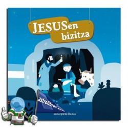 JESUSEN BIZITZA , LIBURU POP-UP
