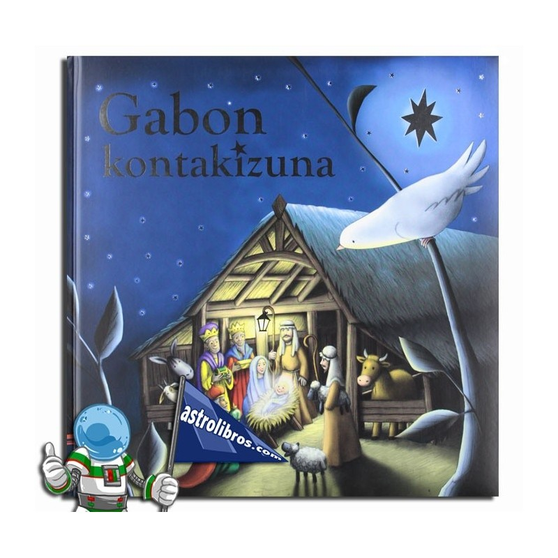 Gabon kontakizuna. Libro Euskera