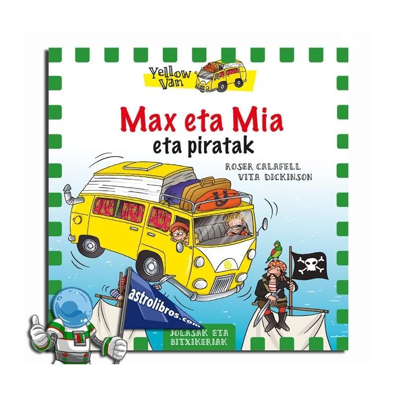MAX ETA MÍA ETA PIRATAK | YELLOW VAN 2