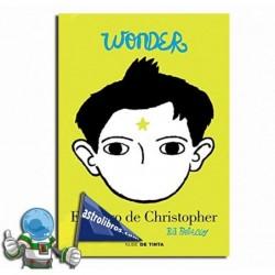 WONDER | EL JUEGO DE CHRISTOPHER | LIBRO JUVENIL