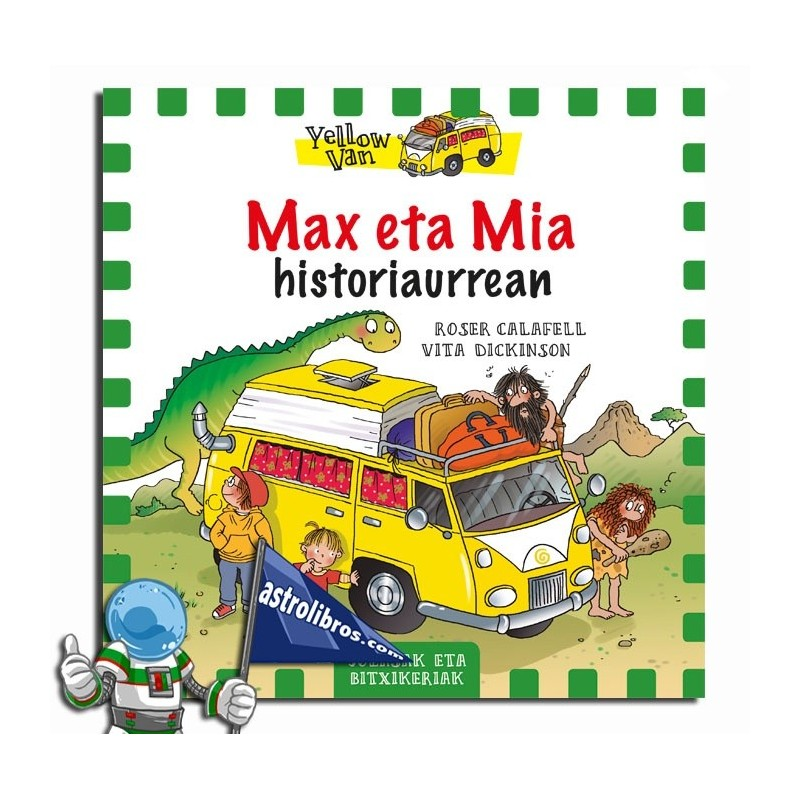 MAX ETA MIA ETA HISTORIAURREA , YELLOW VAN 1