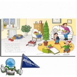Las Navidades. Libro infantil