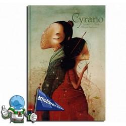 Álbum ilustrado. Cyrano. Erderaz.