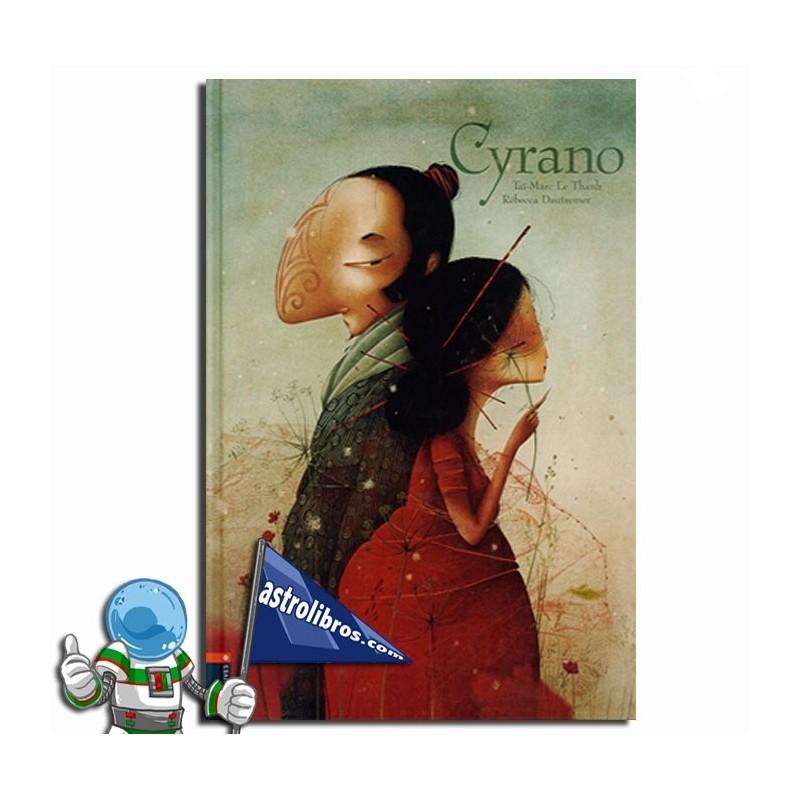 Cyrano. Álbum ilustrado