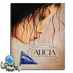 Álbum ilustrado. Alicia. Erderaz.