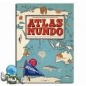 Atlas del mundo. Album ilustrado.