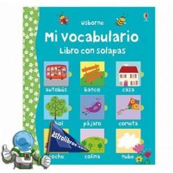 Mi vocabulario. Libro de solapas