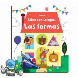 LAS FORMAS | LIBRO CON SOLAPAS