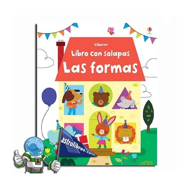 Las formas. Libro con solapas