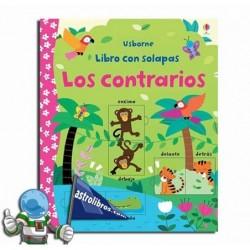 LOS CONTRARIOS | LIBRO CON SOLAPAS