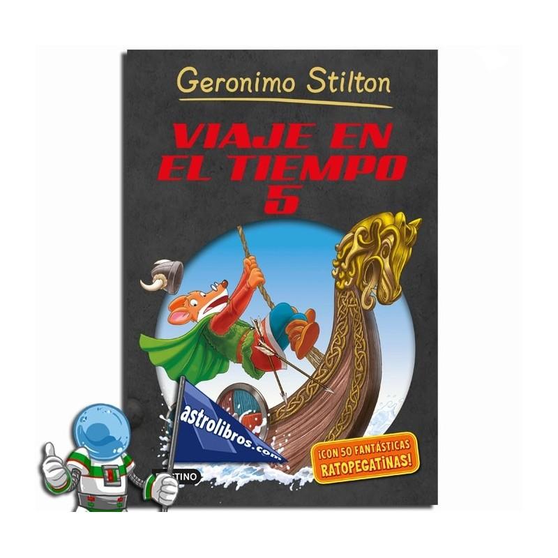 Geronimo Stilton | Viaje en el tiempo 5