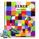 Elmer. Album ilustrado.