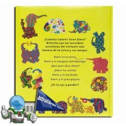 Elmer el elefante multicolor   Recopilatorio de cuentos