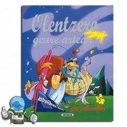 Olentzero geure artean. Libro-Puzzle