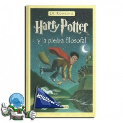 HARRY POTTER Y LA PIEDRA FILOSOFAL , HARRY POTTER 1