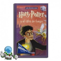 Harry Potter y el cáliz de fuego. Harry Potter 4.