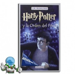 HARRY POTTER Y LA ORDEN DEL FÉNIX | HARRY POTTER 5