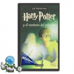 Harry Potter y el misterio del príncipe. Harry Potter 6.