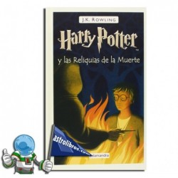 HARRY POTTER Y LAS RELIQUIAS DE LA MUERTE | HARRY POTTER 7