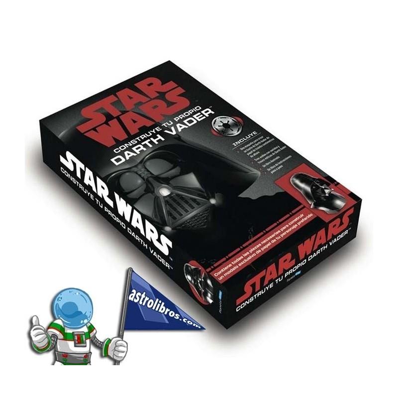Construye tu propio DARTH VADER. Star Wars.
