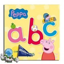 A B C CON PEPPA , PEPPA PIG