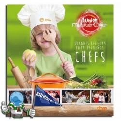 Grandes recetas para pequeños chefs. Master Chef Junior.