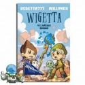 Wigetta y el báculo dorado. Libro interactivo.
