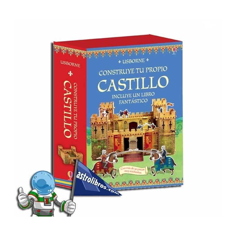 Construye tu propio castillo. Libro-juego