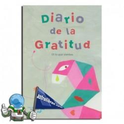 Diario de la gratitud.