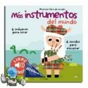 Más instrumentos del mundo. Libro sonoro.