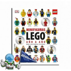 Una historia visual. Minifiguras Lego año a año.