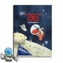 El pequeño dragón Coco en el espacio