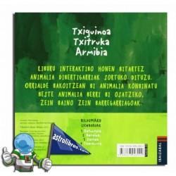 Animaliakeriak 2. Bereina. Libro en euskera.
