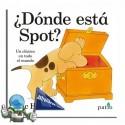 ¿Dónde está Spot?. Libro con solapas