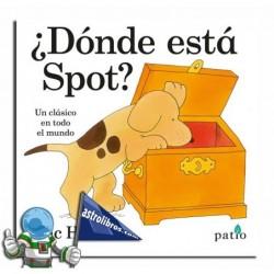 ¿Dónde está Spot?