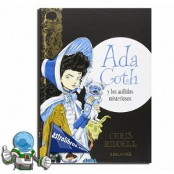 Ada Goth y los aullidos misteriosos