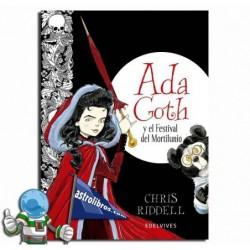 Ada Goth y el Festival del Mortilunio (En papel)