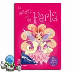 La magia de Perla. Libro infantil