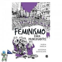 FEMINISMO PARA PRINCIPIANTES , CÓMIC BOOK