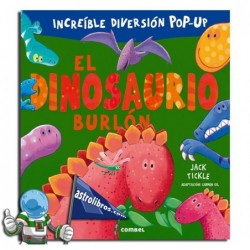 EL DINOSAURIO BURLÓN | LIBRO POP-UP