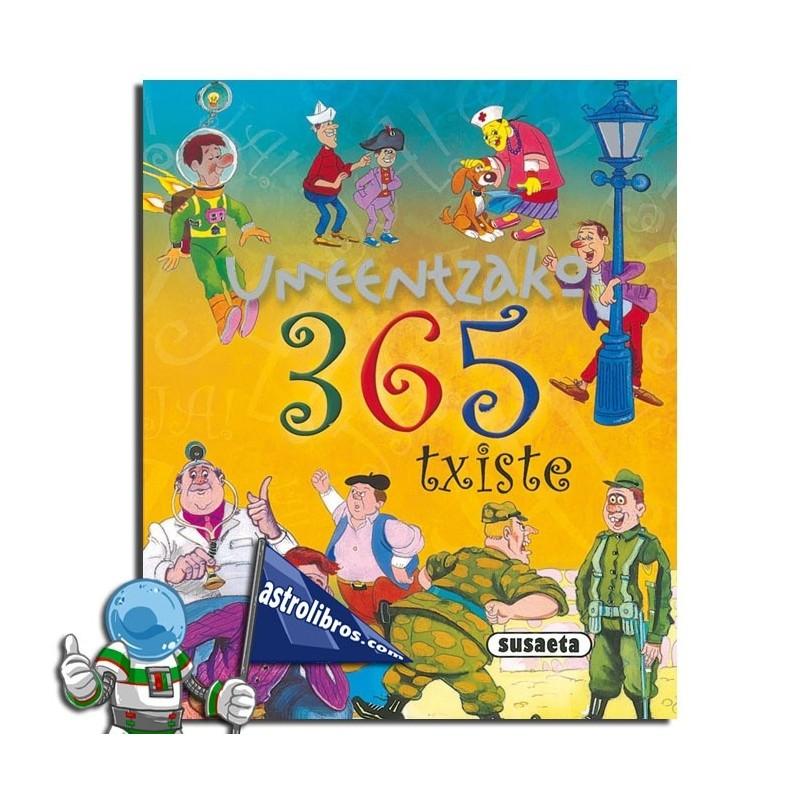 365 chistes para niños en euskera