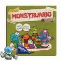 Monstruario. Libro-juego