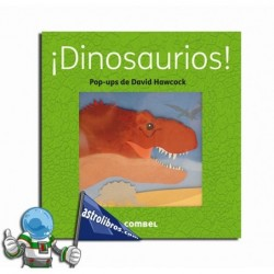 ¡DINOSAURIOS! | LIBRO POP-UP