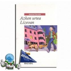 AZKEN URTEA LIZEOAN