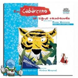 En Cabárceno se sigue cantando. Audio-Libro
